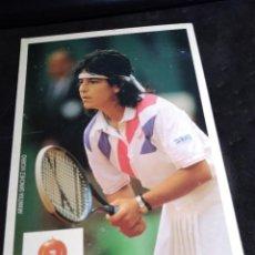 Coleccionismo deportivo: POSTAL * ARANTXA SANCHEZ VICARIO * SEAT TENIS CLUB 1991. Lote 294134653