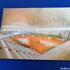 Coleccionismo deportivo: MATARO (BARCELONA) PISTA DE JUEGO PALACIO DE DEPORTES TARJETA POSTAL. Lote 294821623