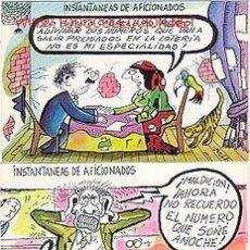 Postales: SERIE 12 POSTALES -- INSTANTANEAS DE AFICIONADOS --. Lote 26097683