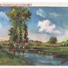Postales - Postal dibujo paisaje - 17474500