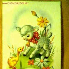 Postales: POSTAL MANUSCRITA CON FECHA 1957. Lote 23148587