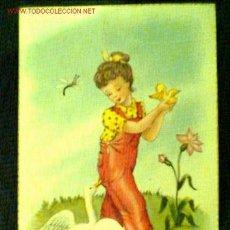 Postales: POSTAL AÑOS 50. Lote 16648994