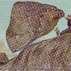 Postales: TANDIS - PIETRA MOVEDIZA-POSTAL SIMPATICA-PIEDRA GIGANTE. Lote 18448346