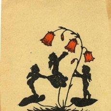 Postales: A0676 ALEMANIA GERMANY SOMBRAS SHADOWS - MAS EN TIENDA - &ALF. Lote 4207182