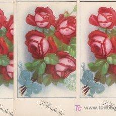 Postales: BONITO LOTE DE POSTALES ANTIGUAS. Lote 3983508