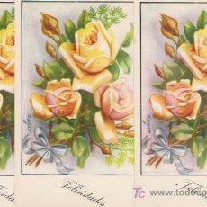 Postales: BONITO LOTE DE POSTALES ANTIGUAS. Lote 3983515