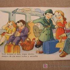 Postales: USADA- ELCHE - 1945-CON RIMA.. Lote 23065748