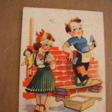 Postales: USADA- TORRELLANO - 1943-CON RIMA.. Lote 23065759