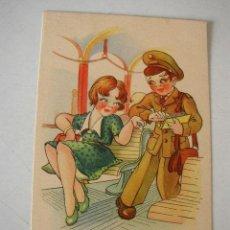 Postales: USADA- 1944.- EDC.TRIO.- CON RIMA.. Lote 23073828