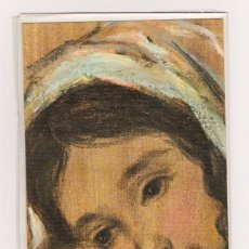 Postales: MAGÍFICO DÍPTICO DEL NIÑO JESUS Y LA VIRGEN MARIA CON SOBRE - SANTANIT - 02-05-006-3. Lote 4470798