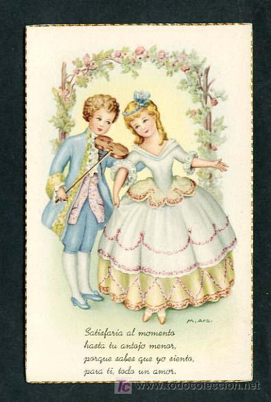ILUSTRADOR : *ARA SARRADELL, MARIA* EDC. PABLO DÜMMATZEN SERIE Nº 1440. NUEVA. (Postales - Dibujos y Caricaturas)