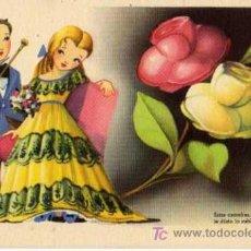Postales: POSTAL - EDICIONES TRIO - SERIE 33. Lote 5747866