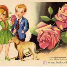 Postales: POSTAL - EDICIONES TRIO - SERIE 33. Lote 5747867