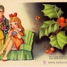 Postales: POSTAL - EDICIONES TRIO - SERIE 33. Lote 5747869