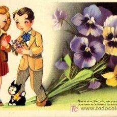 Postales: POSTAL - EDICIONES TRIO - SERIE 33. Lote 5747872