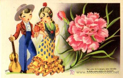 POSTAL - EDICIONES TRIO - SERIE 33 (Postales - Dibujos y Caricaturas)