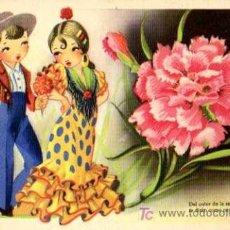 Postales: POSTAL - EDICIONES TRIO - SERIE 33. Lote 5747876