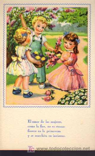 POSTAL - IKON/EDICIONES DEL ARTE - EDITORIAL ARTIGAS - SERIE 33 (Postales - Dibujos y Caricaturas)
