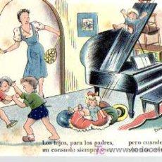 Postales: POSTAL - IKON/EDICIONES DEL ARTE - EDITORIAL ARTIGAS - SERIE 51 - REFRANERO POPULAR - COL. B. Lote 5751380