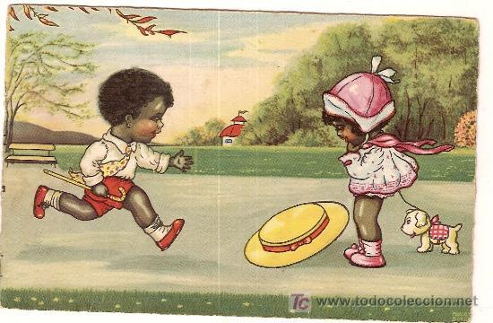 POSTAL AMAG 0322 (Postales - Dibujos y Caricaturas)