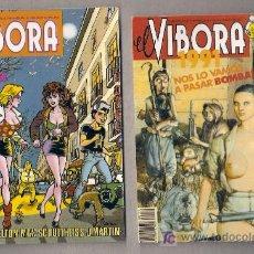 Postales: 2 POSTALES EL VIBORA - EDICIONES LA CUPULA. Lote 46971140