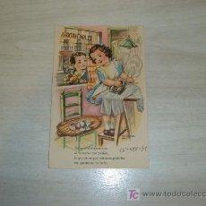 Postales: ILUSTRACION GIRONA EDITORIAL ARTIGAS BARCELONA EDICIONES DE ARTE. Lote 18003946