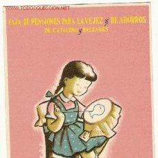 Postales: AHORRO ESCOLAR. Lote 2634339