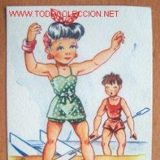 Postales: EDICIONES TRIO- SERIE 69. Lote 22139370