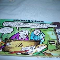 Postales: BONITA TARJETA POSTAL. SERIE P, Nº 12. INSTANTANEAS DE AFICIONADOS. DIBUJOS HUMORISTICOS PABLO, 1981. Lote 11017625