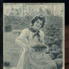 Postales: BUENOS MELONES - - HAUSER Y MENET Nº431. Lote 26422086