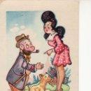 Postales: ENTRE MARIDO Y MUJER.SERIE 46.POSTAL J.B.R. MAS POSTALES EN RASTRILLOPORTOBELLO-MIRELOS. Lote 18916999