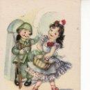 Postales: MELODIAS EN BOGA,EDICIONES DE ARTE.MARCA IKON- MAS POSTALES EN RASTRILLOPORTOBELLO-MIRELOS. Lote 18394799