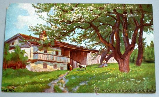 Resultado de imagen de postales casa de campo
