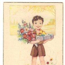 Postales: 5505- POSTAL SIRENITA -SERIE 1036 - ED. DE ARTE- ARTIGAS ILUSTRADOR GIRONA . Lote 27276914