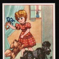 Postales: POSTAL CARICATURA - EDICIONES PABLO DUMMATXEN SERIE 1551. Lote 24940511