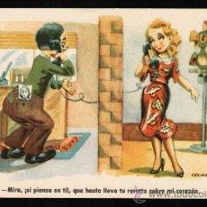 Postales: POSTAL ILUSTRADA POR CELMA. SERIE 71 - ESTAMPERIA RAM. Lote 25909510