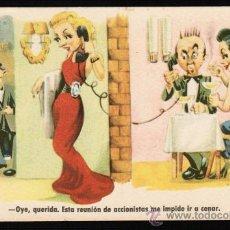 Postales: POSTAL ILUSTRADA POR CELMA. SERIE 71 - ESTAMPERIA RAM. Lote 25909522