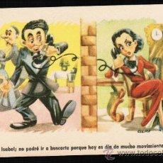 Postales: POSTAL ILUSTRADA POR CELMA. SERIE 71 - ESTAMPERIA RAM. Lote 25909635