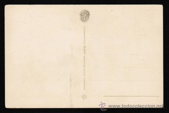 Postales: POSTAL ILUSTRADA POR CELMA. SERIE 40 - ESTAMPERIA RAM - Foto 2 - 25902745
