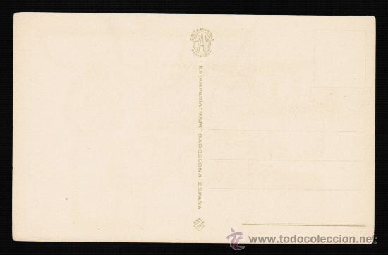 Postales: POSTAL ILUSTRADA POR CELMA. SERIE 40 - ESTAMPERIA RAM - Foto 2 - 25902759