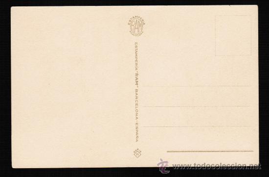 Postales: POSTAL ILUSTRADA POR CELMA. SERIE 71 - ESTAMPERIA RAM - Foto 2 - 25909510