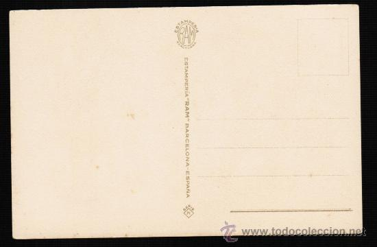 Postales: POSTAL ILUSTRADA POR CELMA. SERIE 71 - ESTAMPERIA RAM - Foto 2 - 25909486