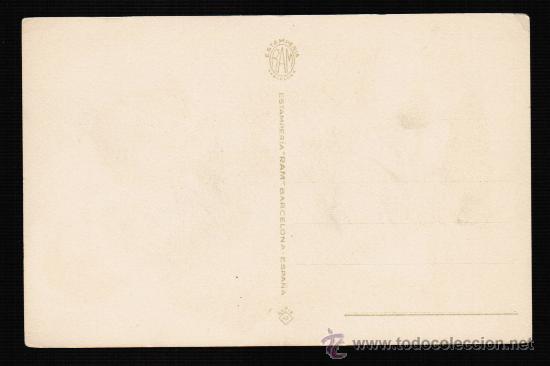 Postales: POSTAL ILUSTRADA POR CELMA. SERIE 40 - ESTAMPERIA RAM - Foto 2 - 25902702