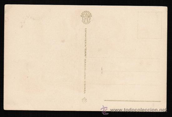 Postales: POSTAL ILUSTRADA POR CELMA. SERIE 40 - ESTAMPERIA RAM - Foto 2 - 25902719