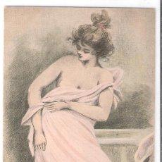 Postales: LE BAIN- COLECCION COMPLETA 12 P0STALES- VER FOTOS ADICIONALES- (B-36). Lote 27396688