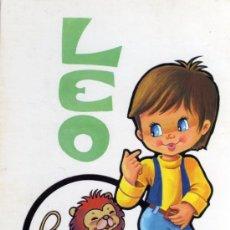 Postales: POSTAL HORÓSCOPO LEO ESCRITA CIRCULADA SELLO. Lote 28237532