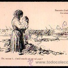 Postales: TARJETA POSTAL CARICATURESCA.. Lote 28348100