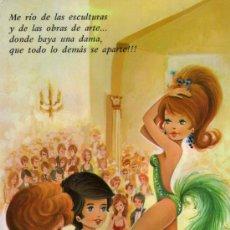 Postales: POSTAL DIBUJOS Y CARICATURAS ESCRITA CIRCULADA SELLO EDICIONES CYZ. Lote 99851546