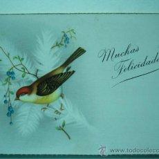 Postales: POSTAL ILUSTRADA. CYZ. ESCRITA. Lote 29213117