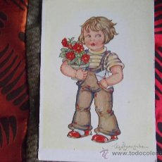 Postales: POSTALES-NIÑOS Y NIÑAS-. Lote 29307473